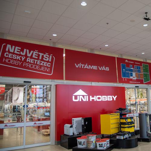 Uni Hobby - Svitavy